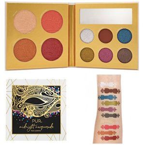 PUR Midnight Masquerade FACE Palette NWT